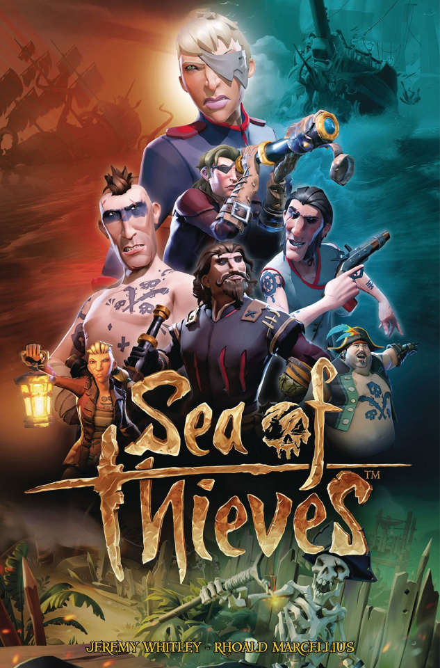 Sea of Thieves #3 (Game Cover)