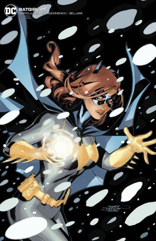 Batgirl #45 (Terry & Rachel Dodson Cover)