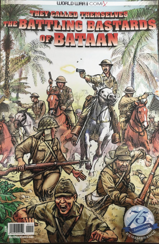 World War II Comix: The Battling Bastards of Bataan
