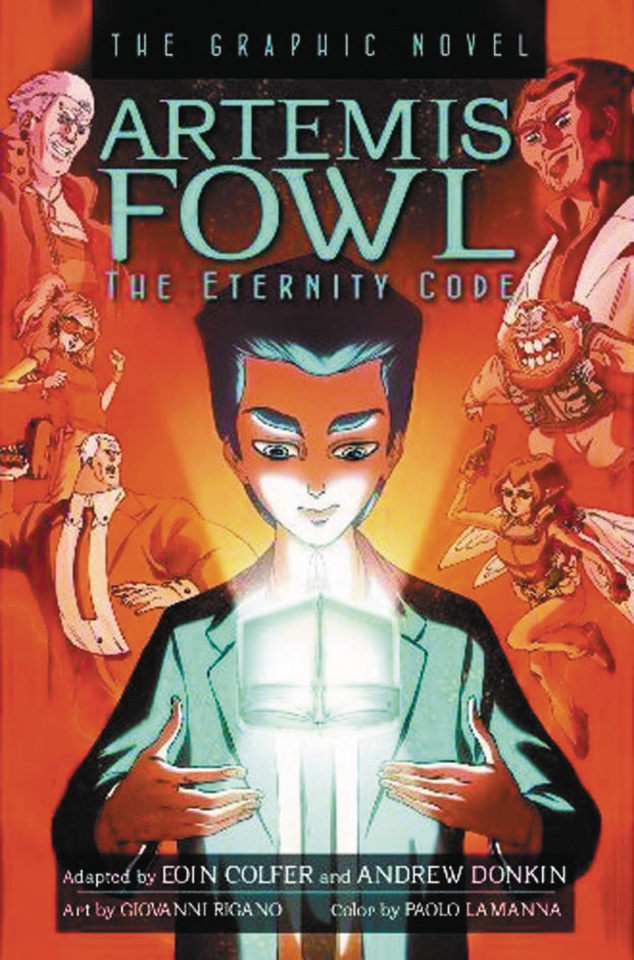 Artemis Fowl Vol. 3: The Eternity Code