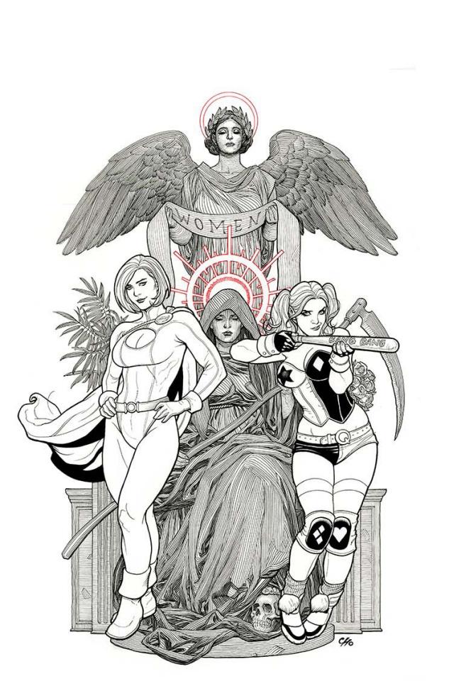 Harley Quinn #16 (Variant Cover)