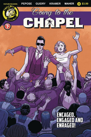 Going to the Chapel #3 (Guidry Cover)