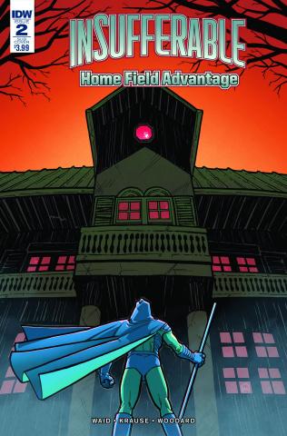 Insufferable: Home Field Advantage #2 (Subscription Cover)