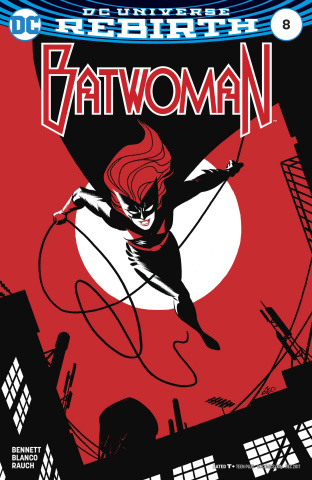 Batwoman #8 (Variant Cover)