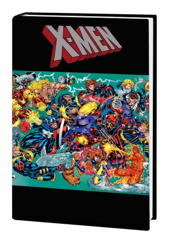 X-Men / Avengers: Onslaught Omnibus