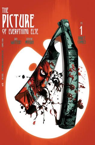 The Picture of Everything Else #1 (Gooden Daniel Cover)