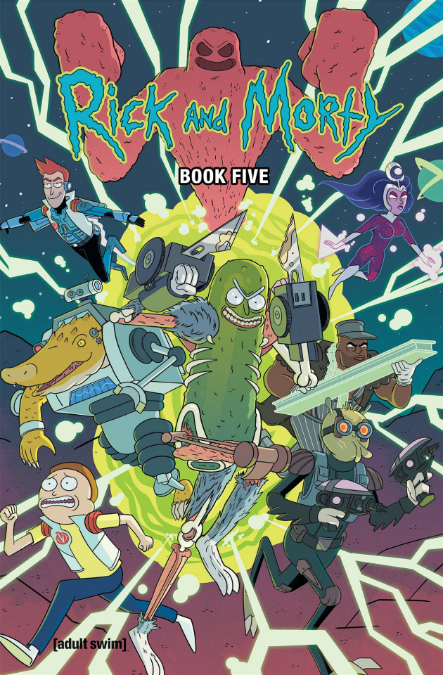 Rick and Morty Book 5