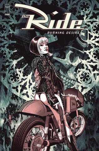 The Ride: Burning Desire #4 (Coker Cover)