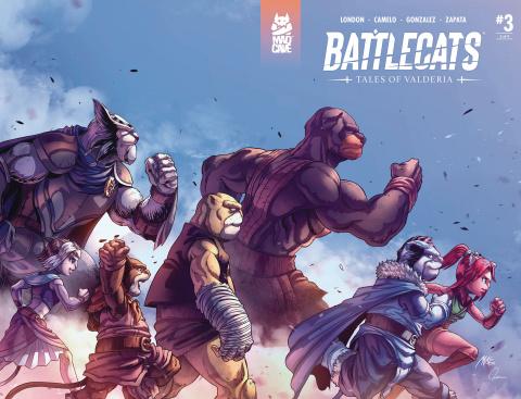Battlecats: Tales of Valderia #3