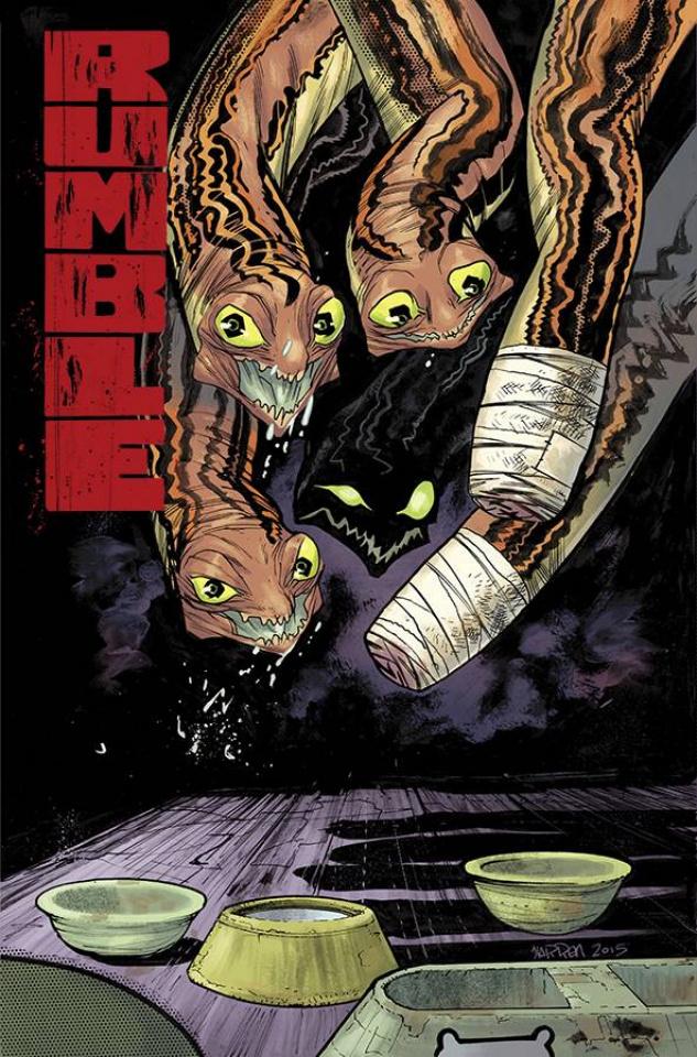 Rumble #7