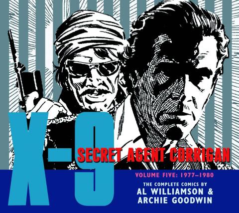 X-9: Secret Agent Corrigan Vol. 5