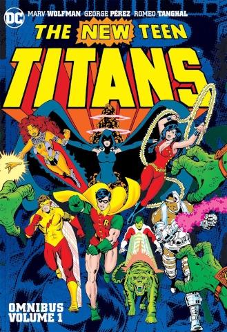 The New Teen Titans Vol. 1 (Omnibus)