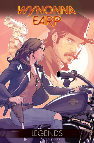 Wynonna Earp Vol. 2: Legends