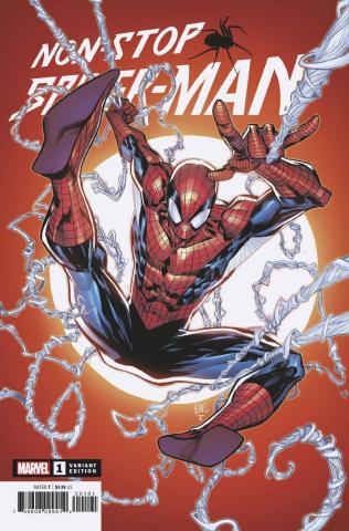 Non-Stop Spider-Man #1 (Lashley Cover)