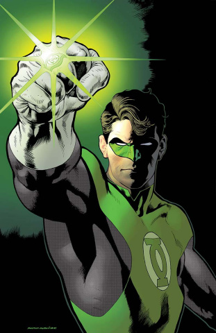 Hal Jordan and The Green Lantern Corps #4 (Variant Cover)
