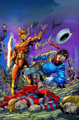 Convergence: World's Finest Comics #2
