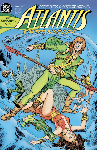 Aquaman: The Atlantis Chronicles