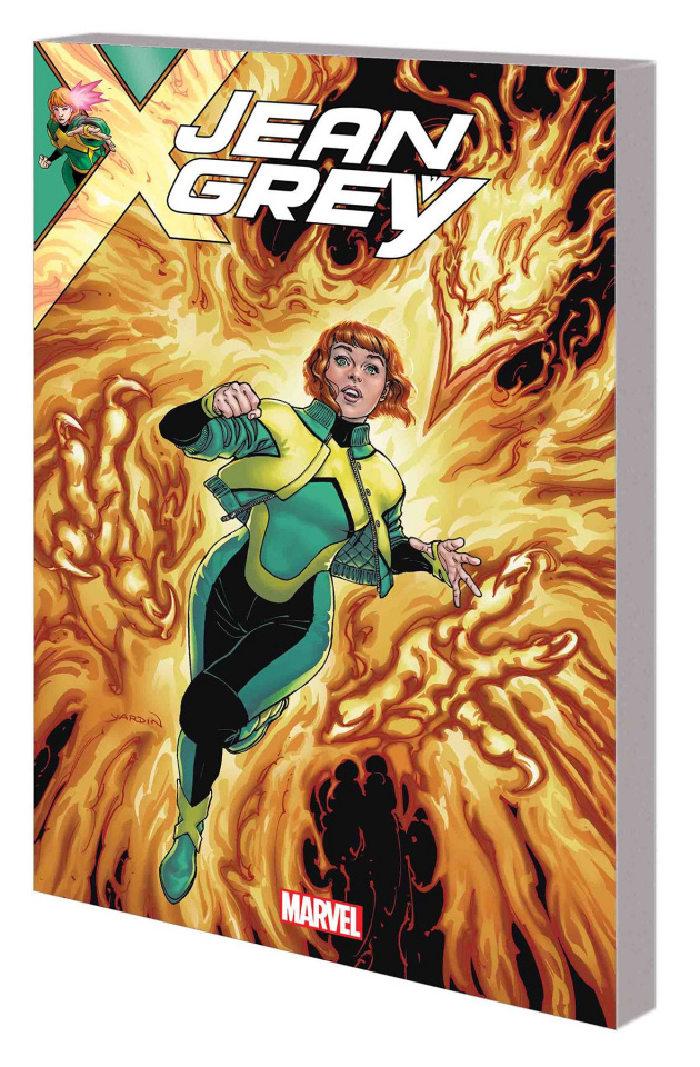 Jean Grey Vol. 1: Nightmare Fuel