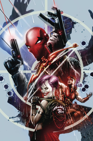Red Hood / Arsenal #11