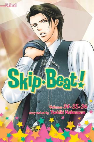 Skip Beat! Vol. 12 (3-in-1)