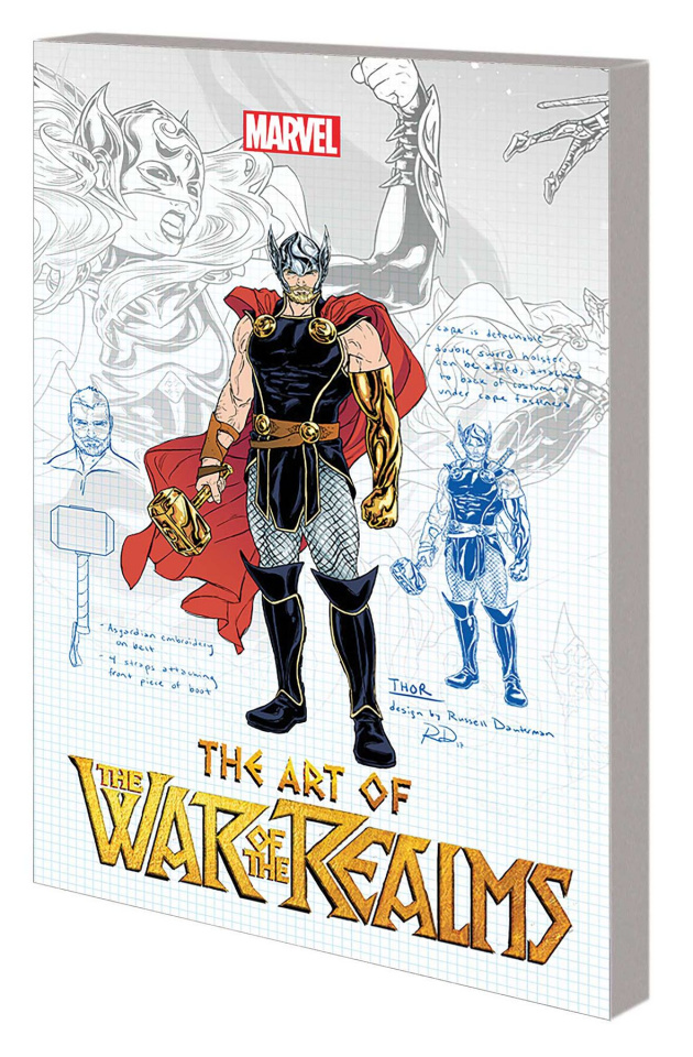 Art of the War of the Realms
