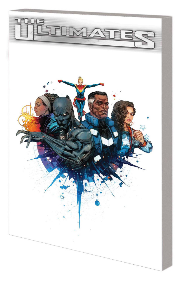 The Ultimates by Ewing (Complete Collection Cover)