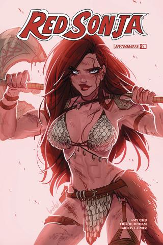 Red Sonja #20 (Tarr Cover)