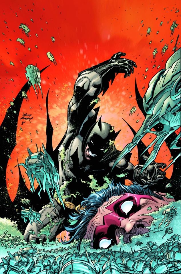 Batman Eternal #5