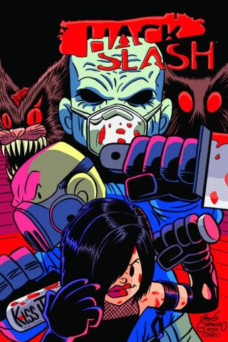 Hack/Slash #25 (Giarusso Cover)