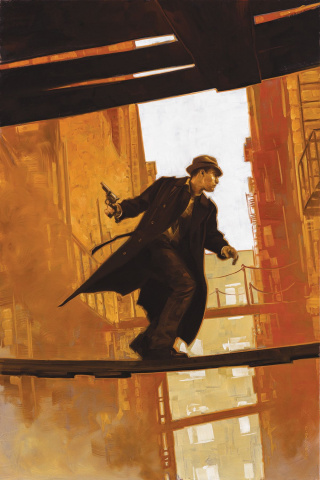 Joe Golem, Occult Detective: The Outer Dark #1