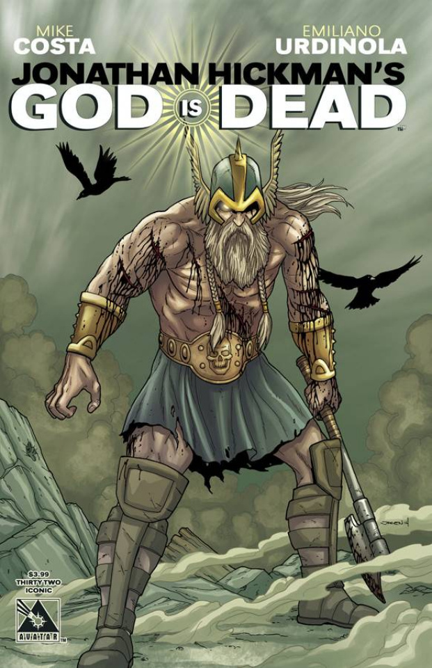 God Is Dead #32 (Iconic Cover)