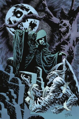 Black Hammer: Visions #2 (Jones & Crabtree Cover)