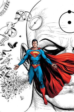 Doomsday Clock #1 (4th Printing)