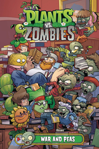 Plants vs. Zombies: War and Peas