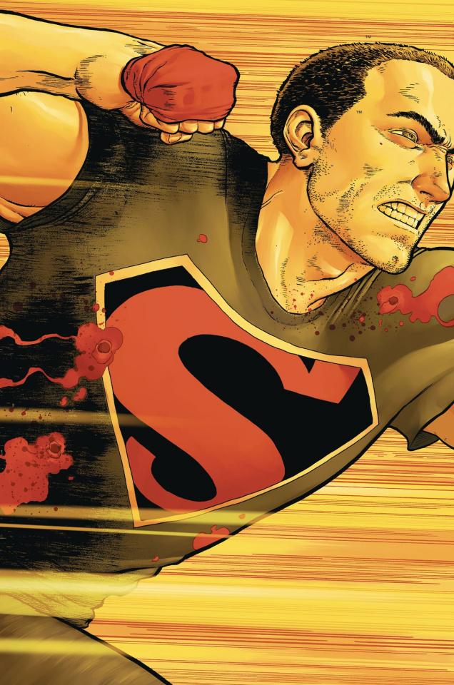 Action Comics Vol. 8: Truth