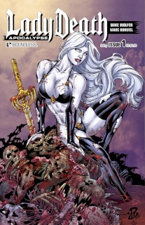 Lady Death: Apocalypse #1 (Sultry Cover)