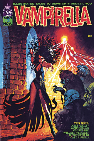Vampirella #2 (1969 Replica Edition)