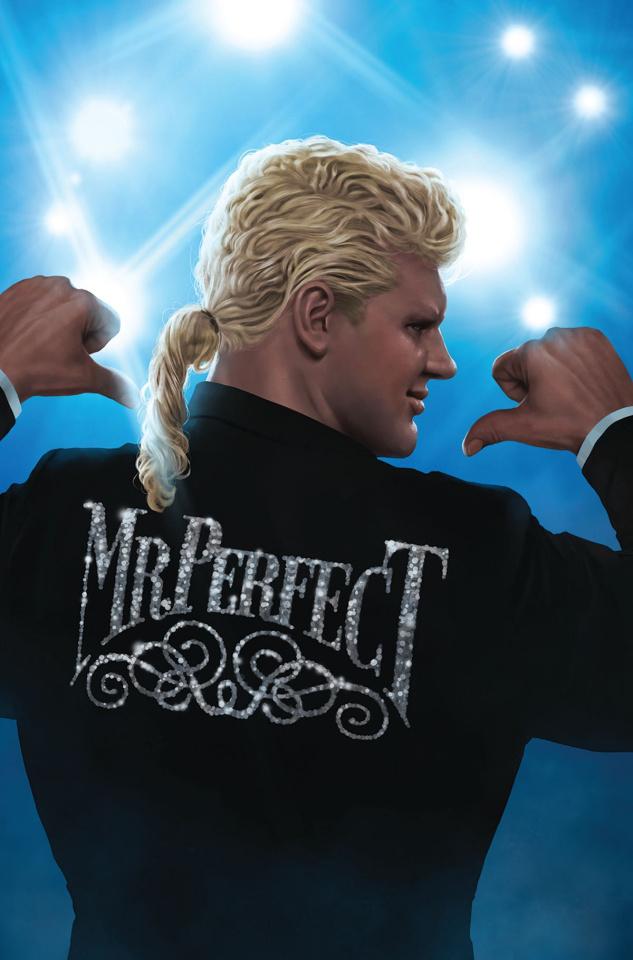 WWE #10 (30 Copy Rahzzah Cover)