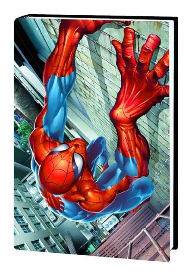 Ultimate Spider-Man Omnibus Vol. 1 (Quesada Cover)