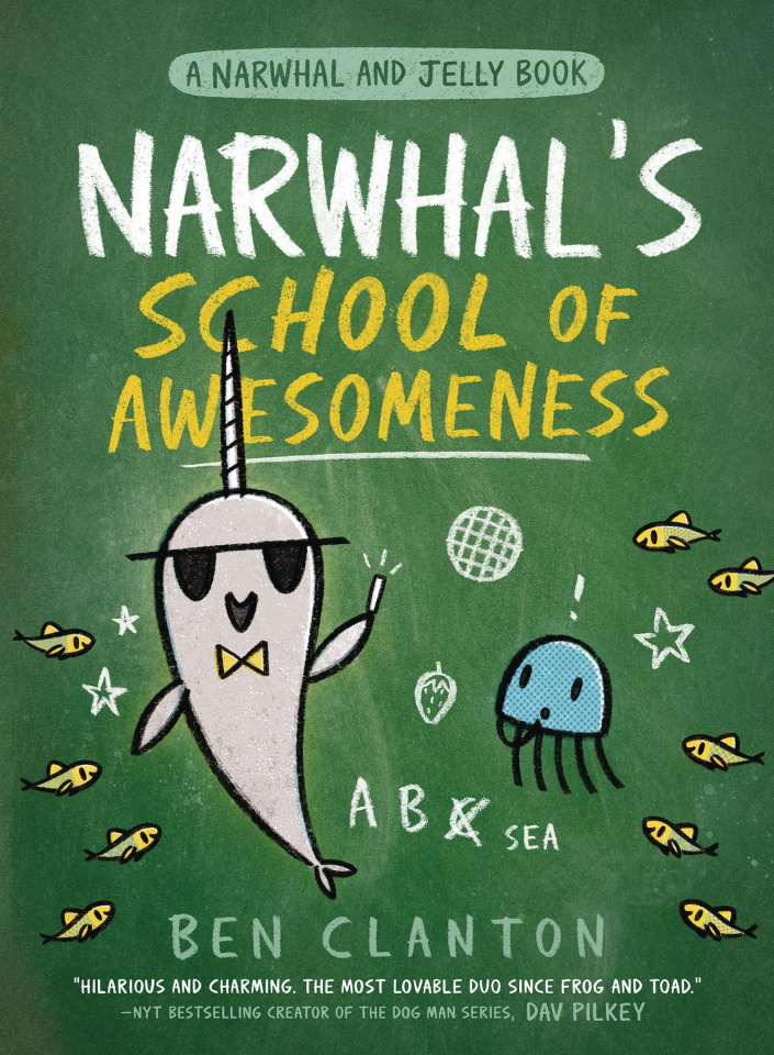 Narwhal and Jelly Vol. 6: School of Awesomeness
