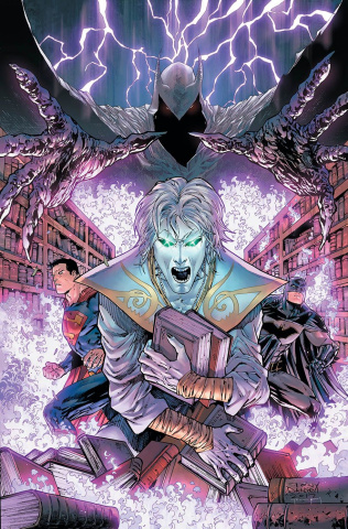 Dark Nights: Metal #4 (Romita Cover)