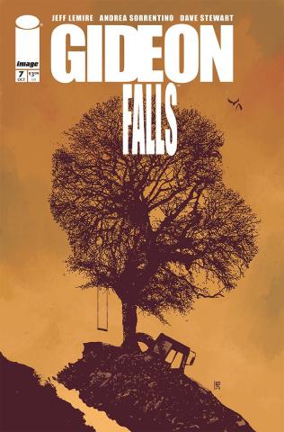 Gideon Falls #7 (Sorrentino & Stewart Cover)