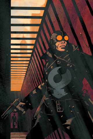 Lobster Johnson: The Scent of the Lotus #1