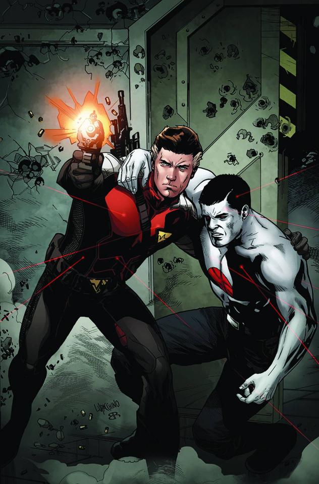 Bloodshot & H.A.R.D. Corps #15