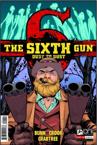 The Sixth Gun: Dust to Dust #1
