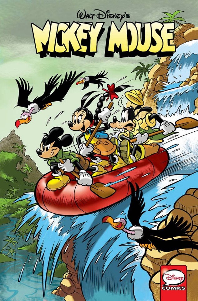 Mickey Mouse Vol. 1: Timeless Tales