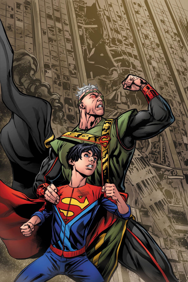 Action Comics #990 (Variant Cover)