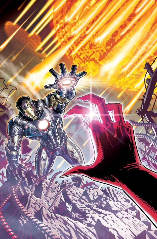 Iron Man #21
