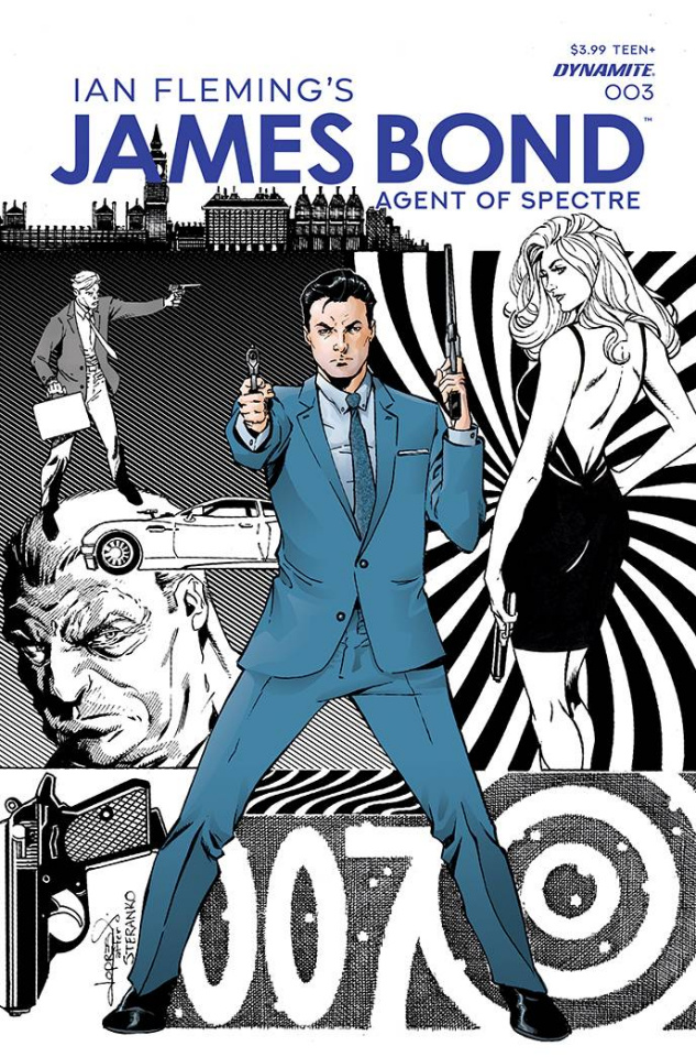 James Bond: Agent of SPECTRE #3