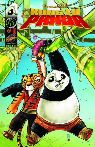 Kung Fu Panda #5